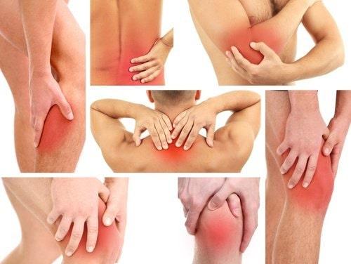 Признаки болезни суставов